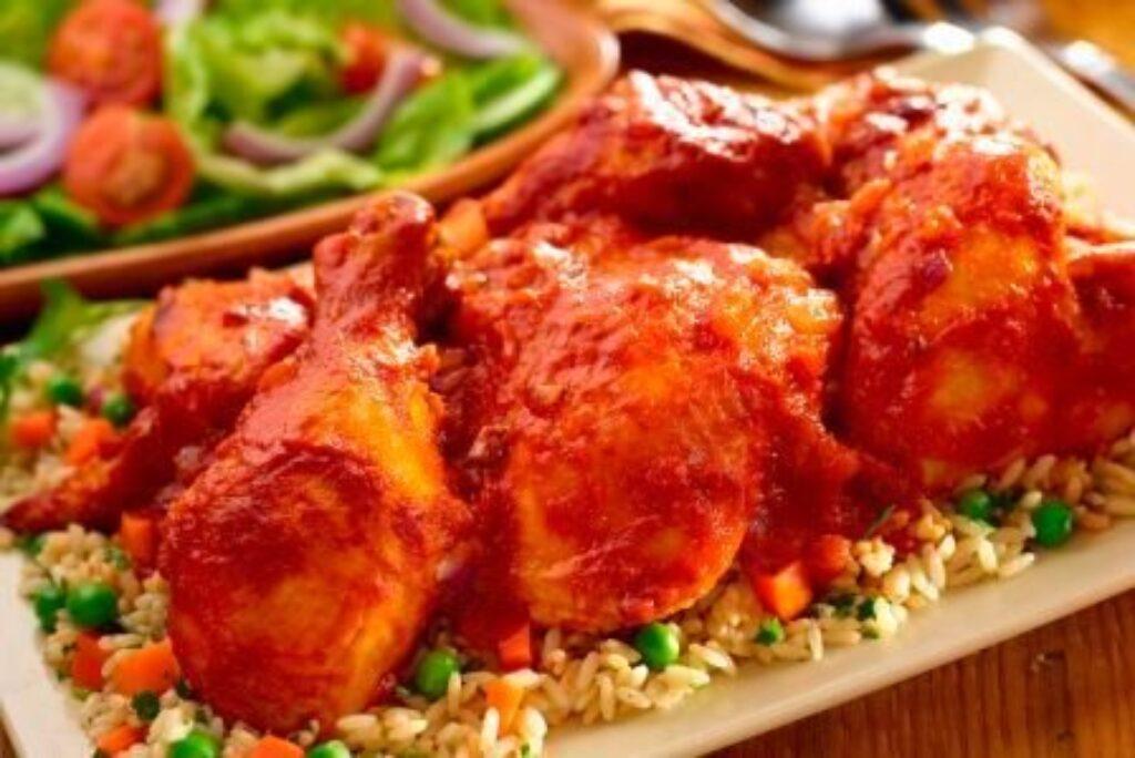 Pollo de Tomate