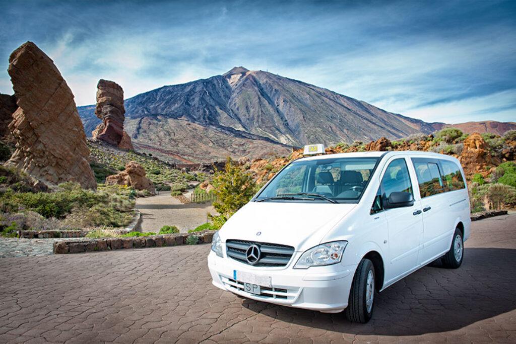 El taxi en Tenerife