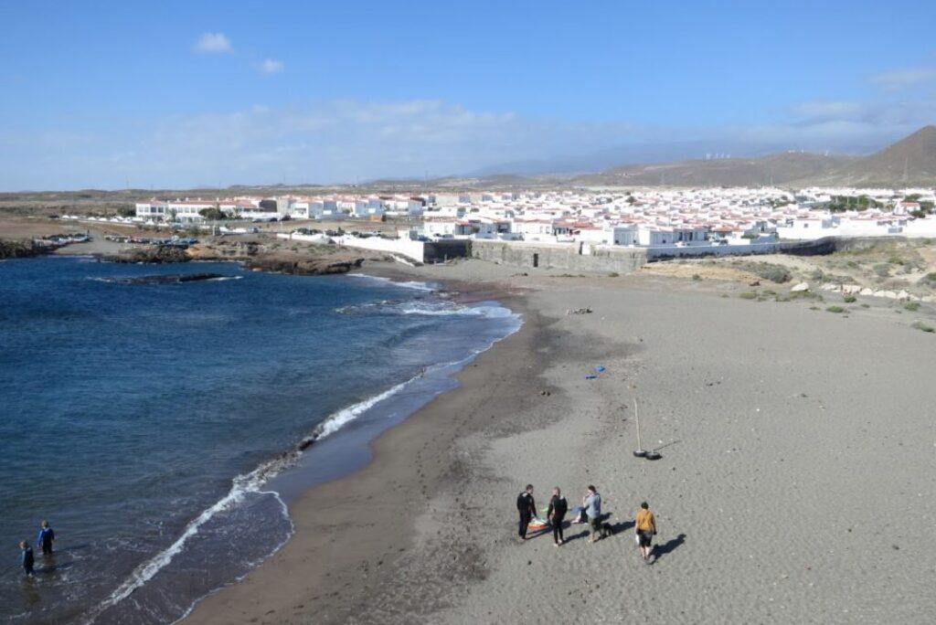 Playa de Los Abriguitos