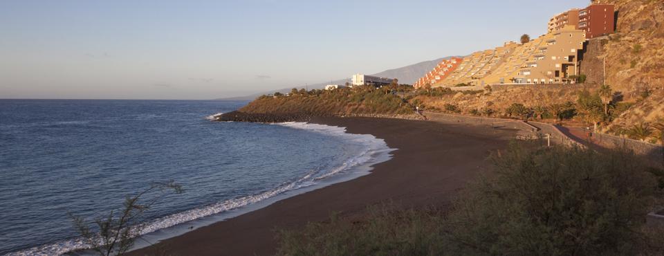playa La Jaquita Alcala