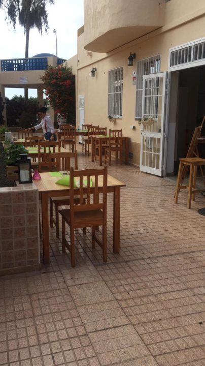 Cafeteria Playa Paraiso