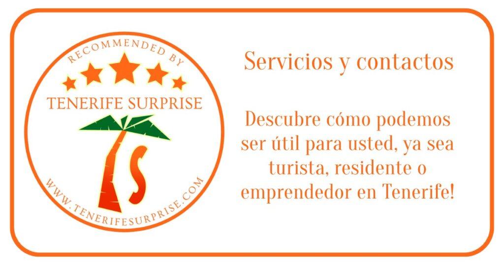 Contactos Tenerife Surprise