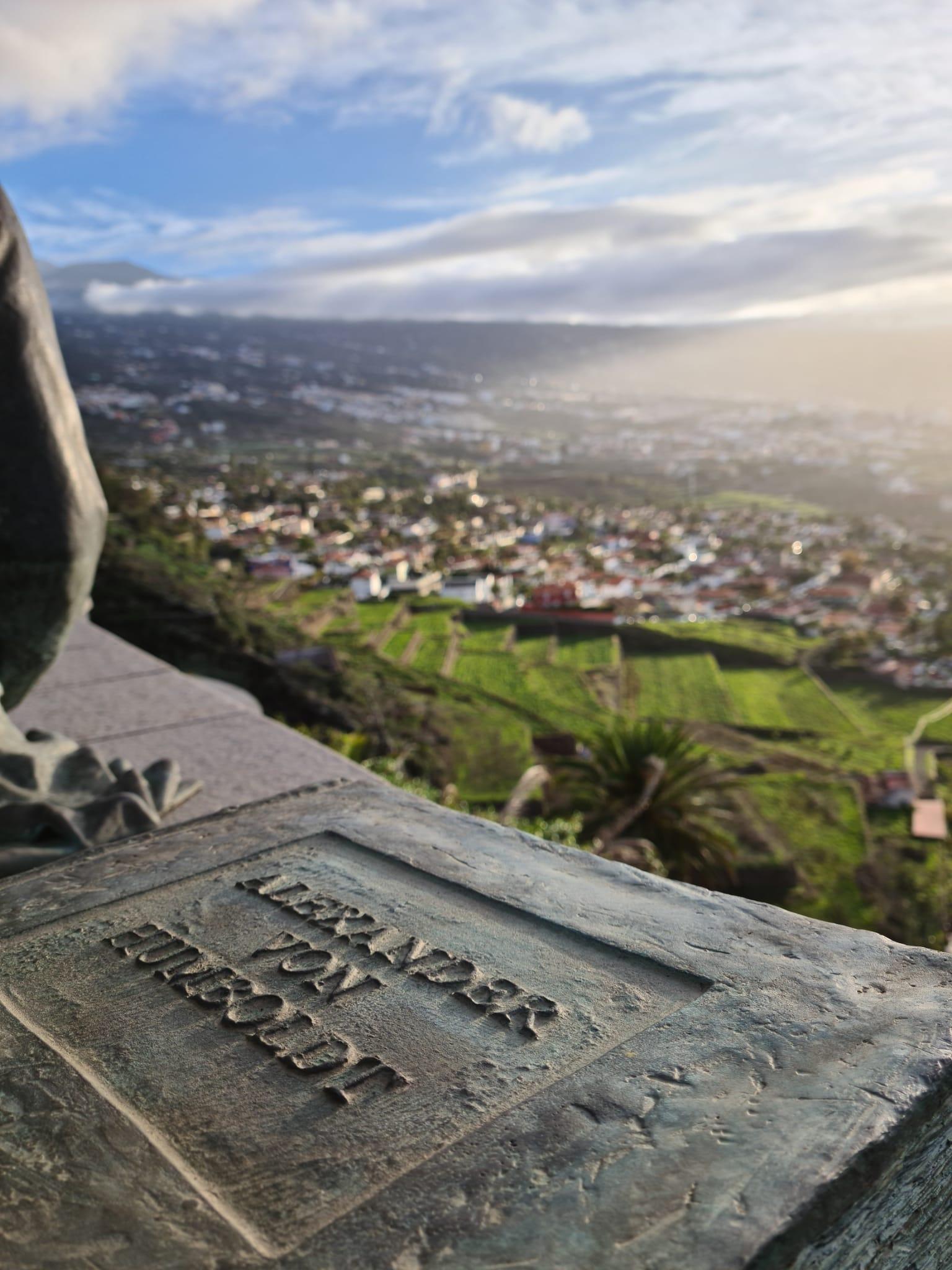 Mirador de Humboldt