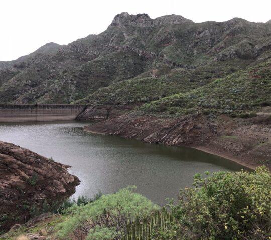 Barranco y Charca de Tahodio
